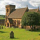 St Barnabas, Snowshill by RedHillDigital