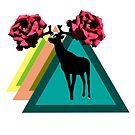 Black Deer 2 by MaksciaMind