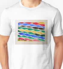 Summer Ribbons Unisex T-Shirt