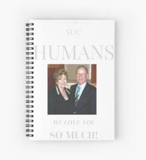Abraham Hicks followers Spiral Notebook