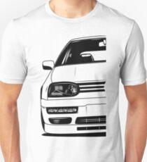 Golf Mk3 GTI Best Shirt Design Unisex T-Shirt