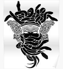 Gucci Medusa Poster