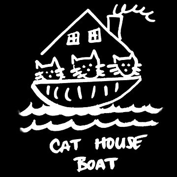 Cat House Boat (Version 1) by Peter082790