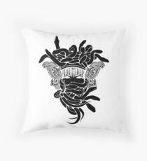 Gucci Medusa Throw Pillow