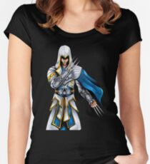 Assassin's Creed - Logan Women's Fitted Scoop T-Shirt