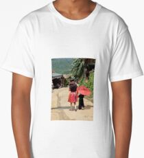 Sapa Long T-Shirt