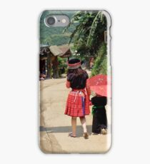 Sapa iPhone Case/Skin