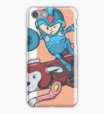 MegaMan Tribute iPhone Case/Skin