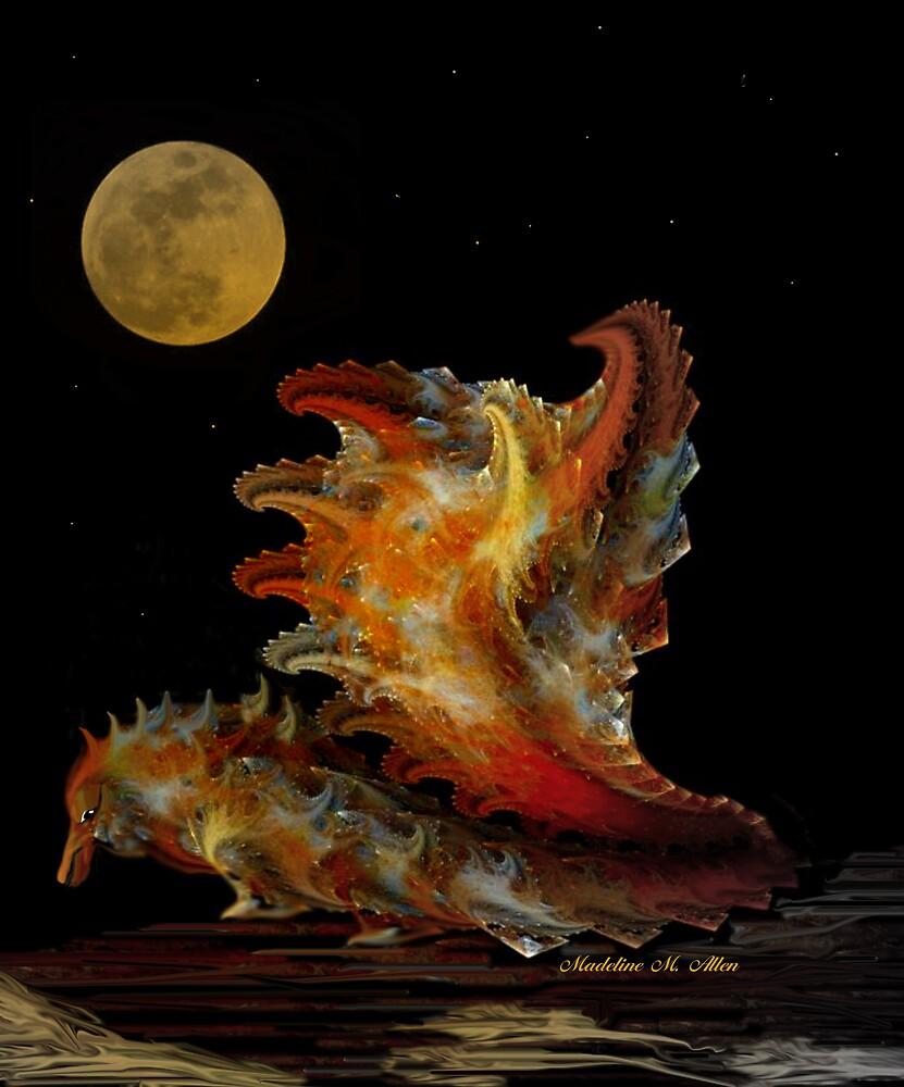 DRAGON TALES by Madeline M  Allen