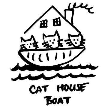 Cat House Boat (Version 2) by Peter082790