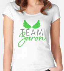 Team Zaron Women's Fitted Scoop T-Shirt
