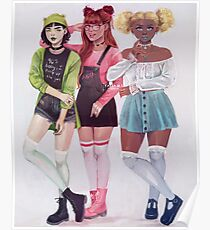 Powerpuff Girls Poster
