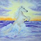 Mustang by Ilunia Felczer