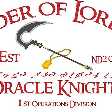 Order of Lorelei - 1st Division  by AquaMoon