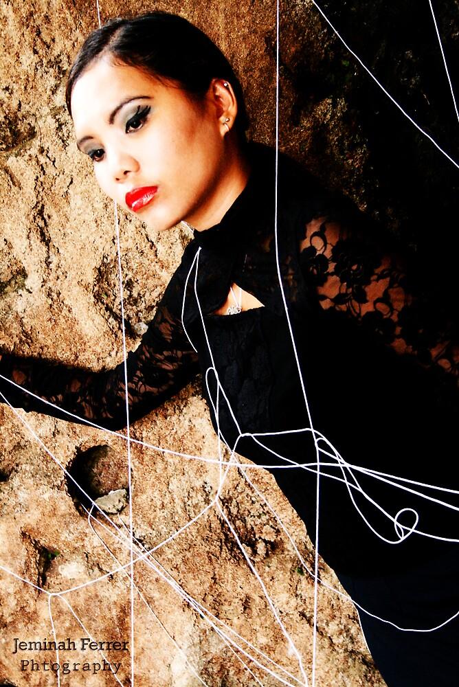 Black Widow by Jeminah