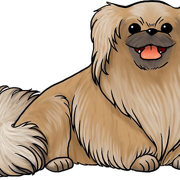Pekingese by jameson9101322