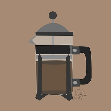 French Press by PostMortemShop