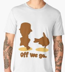 Loading Fish! Men's Premium T-Shirt