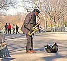 Jazz Man by Dan Perez
