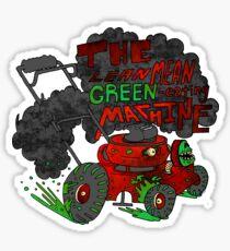 Death Tractor Sticker