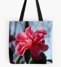 Nature Painted Her Pink - Camellias - NZ Tote Bag
