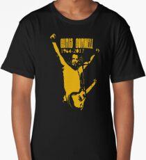 chris cornell rip 1964 - 2017 Long T-Shirt