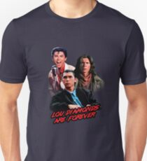 Lou Diamonds Are Forever Unisex T-Shirt