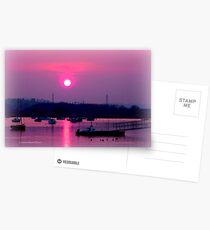 Pink Moon Postcards