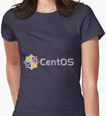 Cent OS Women's Fitted T-Shirt
