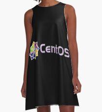 Cent OS A-Line Dress
