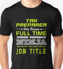 TAXI DRIVER - JOB TITLE SHIRT AND HOODIE T-Shirt