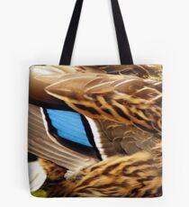 Feathered Jewel Tote Bag