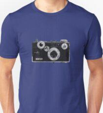 "Argus C3 Camera ""Brick"" Sketched Unisex T-Shirt"