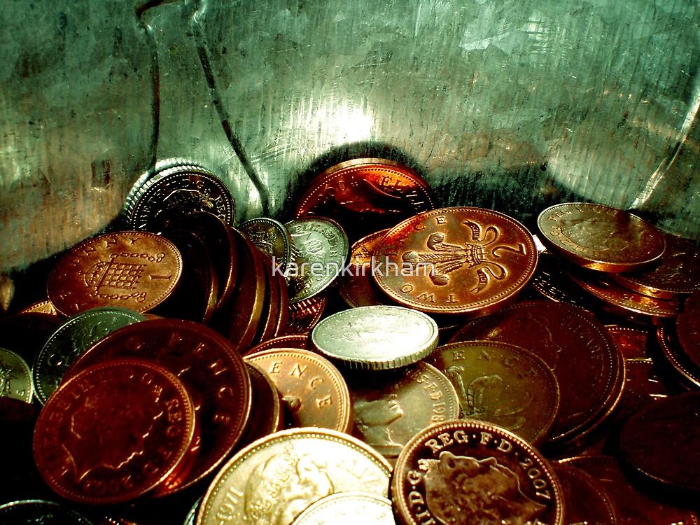 Money pot by karenkirkham