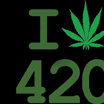 420 by Weeev