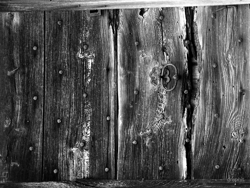 de bois  by graphit