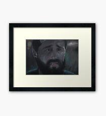 Jack Shephard Framed Print