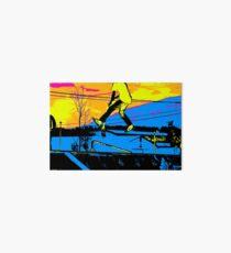 """Air Walking""  - Stunt Scooter Art Board"