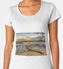 Day's End at Kaiteriteri Women's Premium T-Shirt
