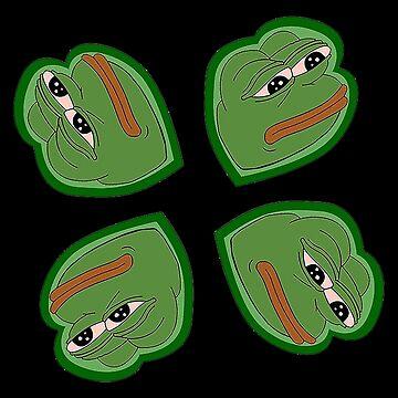 4chan Sad Pepe by Weeev