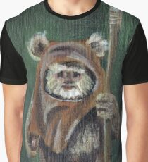 Wicket the Ewok Graphic T-Shirt