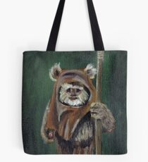 Wicket the Ewok Tote Bag