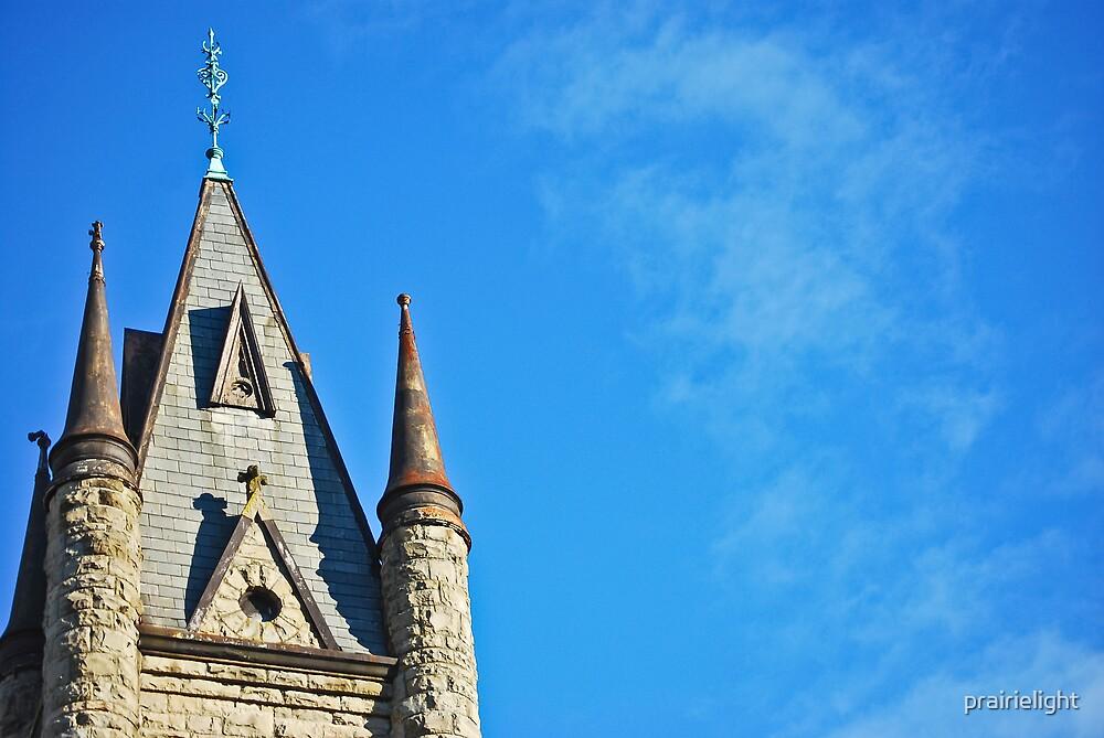 Gothic Tower by prairielight