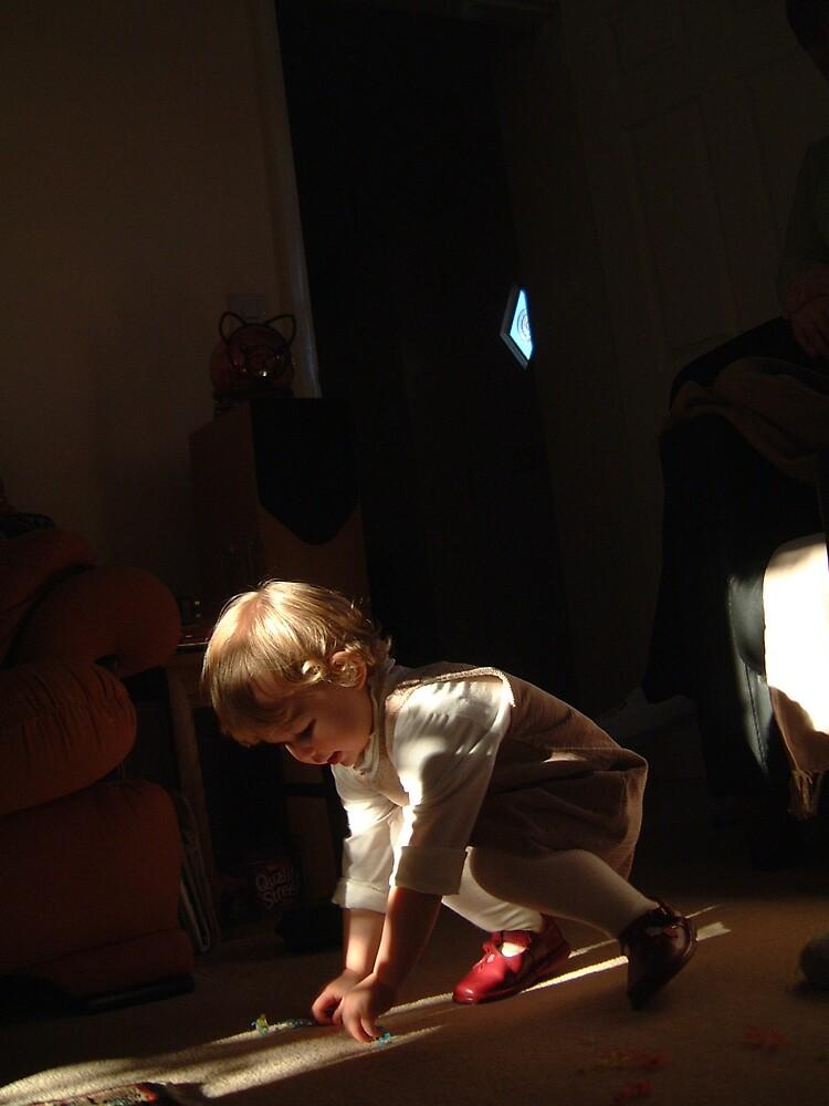 Little Angel by IJENKS