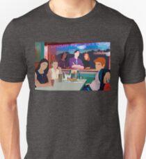 Riverdale Pop's Diner Vector Art Unisex T-Shirt
