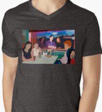 Riverdale Pop's Diner Vector Art T-Shirt
