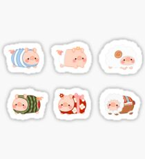 Poogie Party Sticker