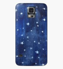 Star Watercolor Illustration Case/Skin for Samsung Galaxy