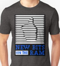 NEW BITS on the RAM Unisex T-Shirt