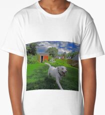Ricky On The Run Long T-Shirt